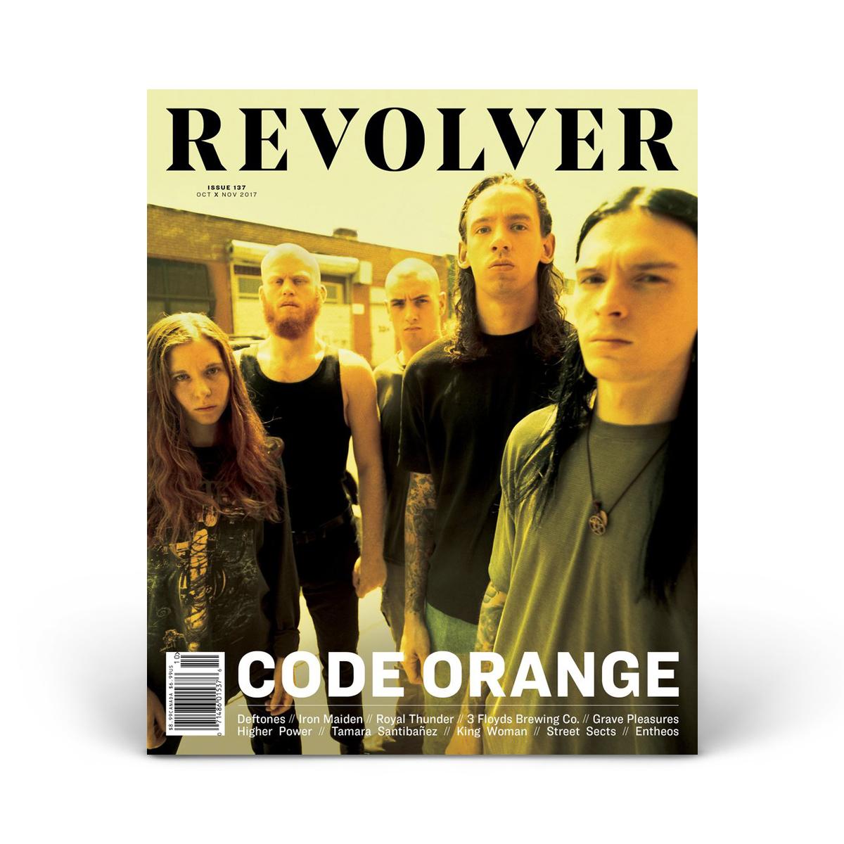 Code Orange Collector's Bundle