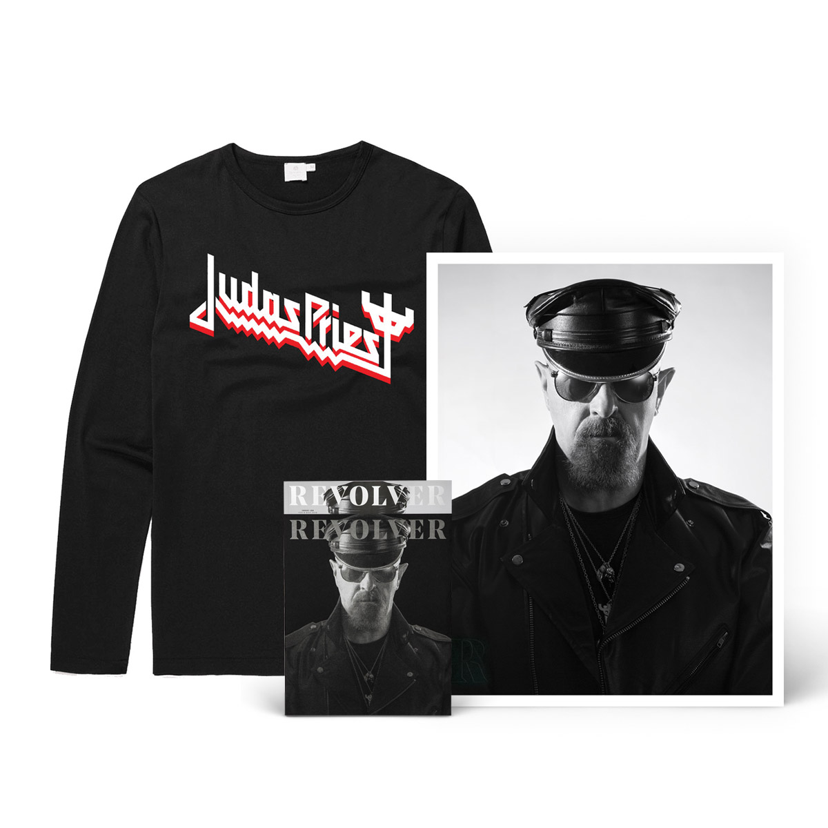 Judas Priest Collector's Bundle - Only 50 Available!