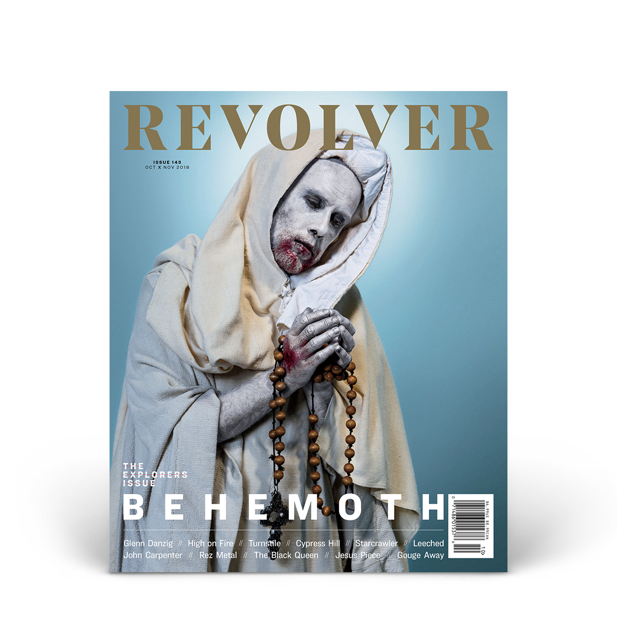 OCT/NOV 2018 THE EXPLORERS ISSUE FEATURING BEHEMOTH – BOX SET
