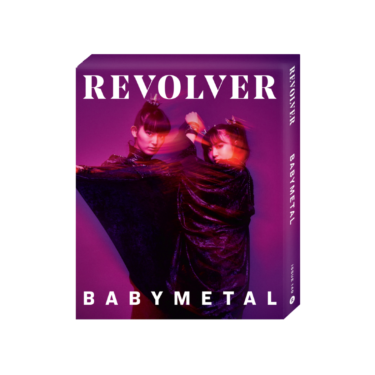 OCT/NOV 2019 ISSUE FEATURING BABYMETAL - BOX SET