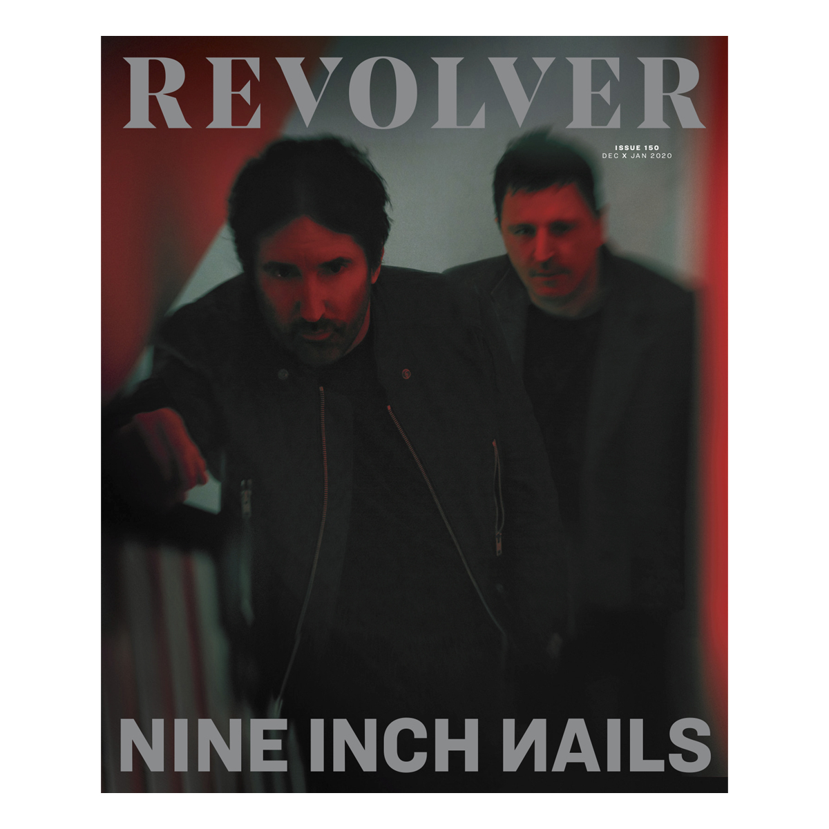 DEC/JAN 2020 ISSUE FEATURING NINE INCH NAILS — BOX SET
