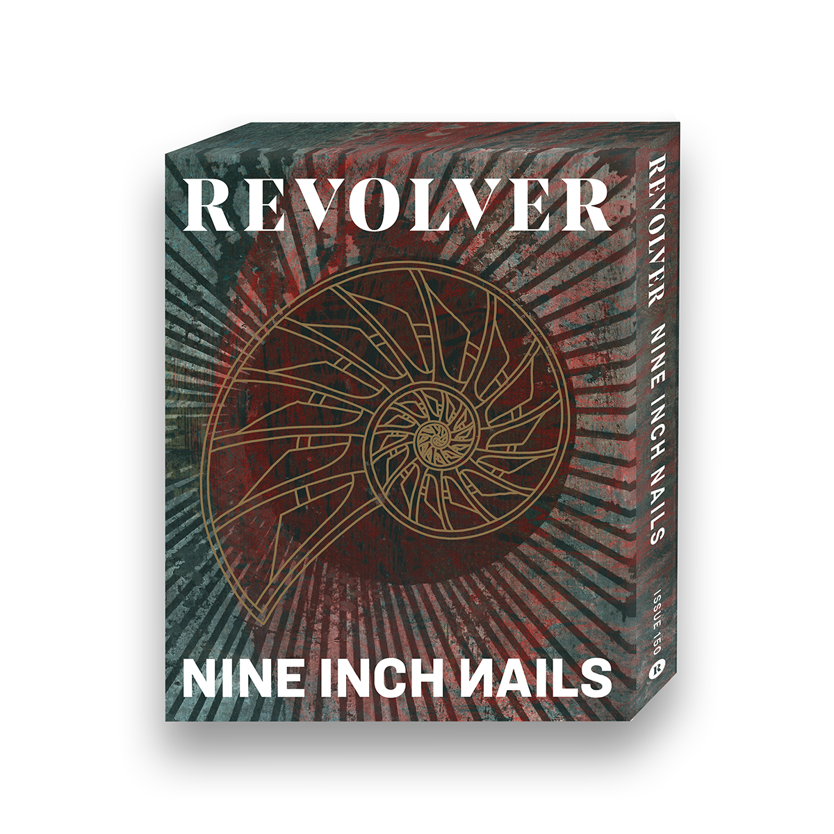 DEC/JAN 2020 ISSUE FEATURING NINE INCH NAILS — BOX SET | Shop the Revolver Magazine Official Store
