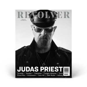 FEB/MAR 2018 Issue featuring Judas Priest