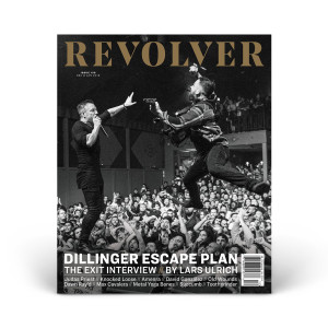 DEC/JAN 2018 Issue featuring Dillinger Escape Plan