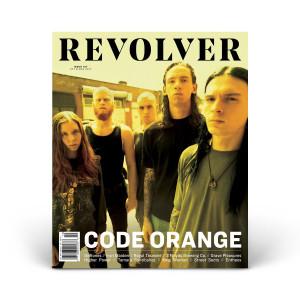 OCT/NOV 2017 Issue featuring Code Orange