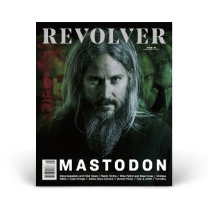 Limited Edition Relaunch Issue - Troy Sanders Cover