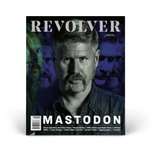 Limited Edition Relaunch Issue - Bill Kelliher Cover