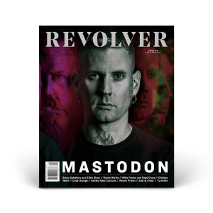 Limited Edition Relaunch Issue - Brann Dailor Cover