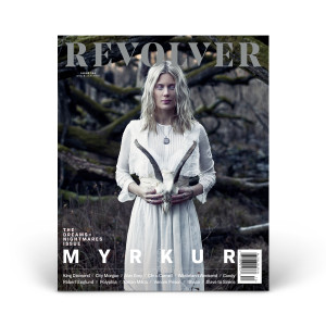 DEC/JAN 2019 THE DREAMS AND NIGHTMARES ISSUE FEATURING MYRKUR — COVER 2 OF 2