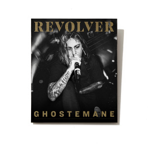 SILVER COLLECTOR'S EDITION FEB/MAR 2019 ISSUE — GHOSTEMANE — ONLY 300 MADE