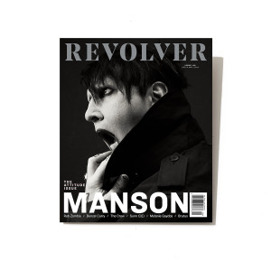 APR/MAY 2019 ATTITUDE ISSUE FEATURING MARILYN MANSON — COVER 3 of 3