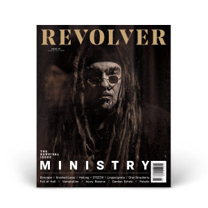 JUNE/JULY 2019 SURVIVAL ISSUE FEATURING MINISTRY — COVER 1 OF 5
