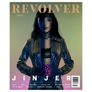 OCT/NOV 2019 ISSUE FEATURING JINJER