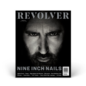 DEC/JAN 2020 ISSUE FEATURING NINE INCH NAILS
