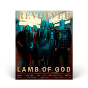 Spring 2020 Issue Featuring Lamb of God