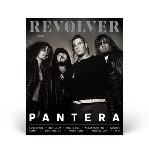 Spring 2020 Issue Featuring Pantera