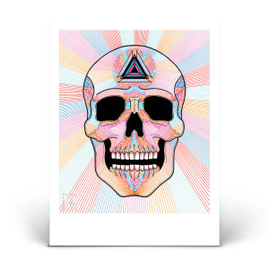 Bonethrower Print - Only 250 Available!