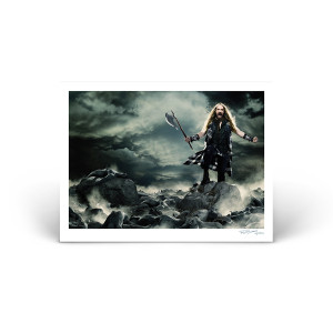 Zakk Wylde Photo Print by Jimmy Hubbard - Only 100 Available!