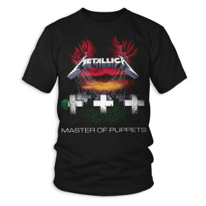 Master of Puppets T-Shirt