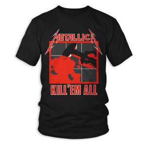 Kill 'Em All T-Shirt