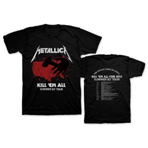 Kill 'Em All Tour T-Shirt