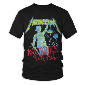 Justice Neon T-Shirt
