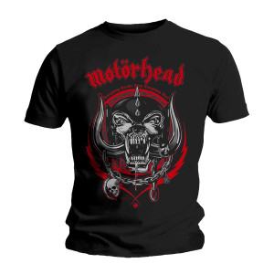 Motörhead LIGHTNING WREATH T-SHIRT