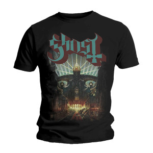 GHOST MELIORA COVER T-SHIRT