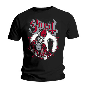 GHOST HI RED POSSESSION T-SHIRT