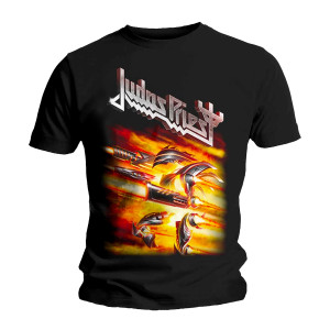 JUDAS PRIEST FIREPOWER COVER T-SHIRT