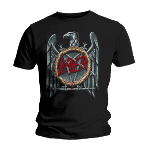 SLAYER SILVER EAGLE T-SHIRT