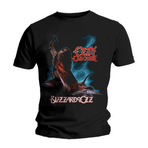 OZZY OSBOURNE BLIZZARD OF OZZ T-SHIRT