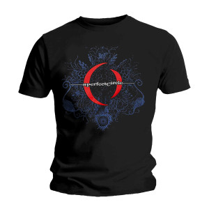 A PERFECT CIRCLE MANDALA T-SHIRT