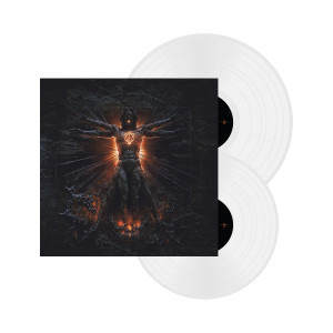 In Flames 'ClayMan' 20th Anniversary Edition: Limited-Edition White Vinyl