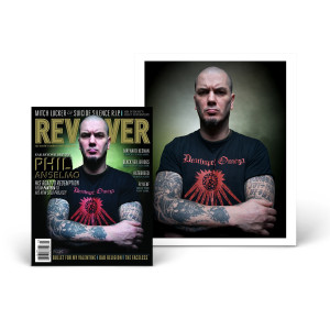 Philip Anselmo Collector's Bundle - Only 100 Available!