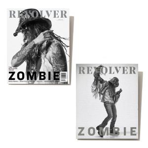 SILVER COLLECTOR'S EDITION APR/MAY 2019 ISSUE — ROB ZOMBIE — ONLY 250 MADE