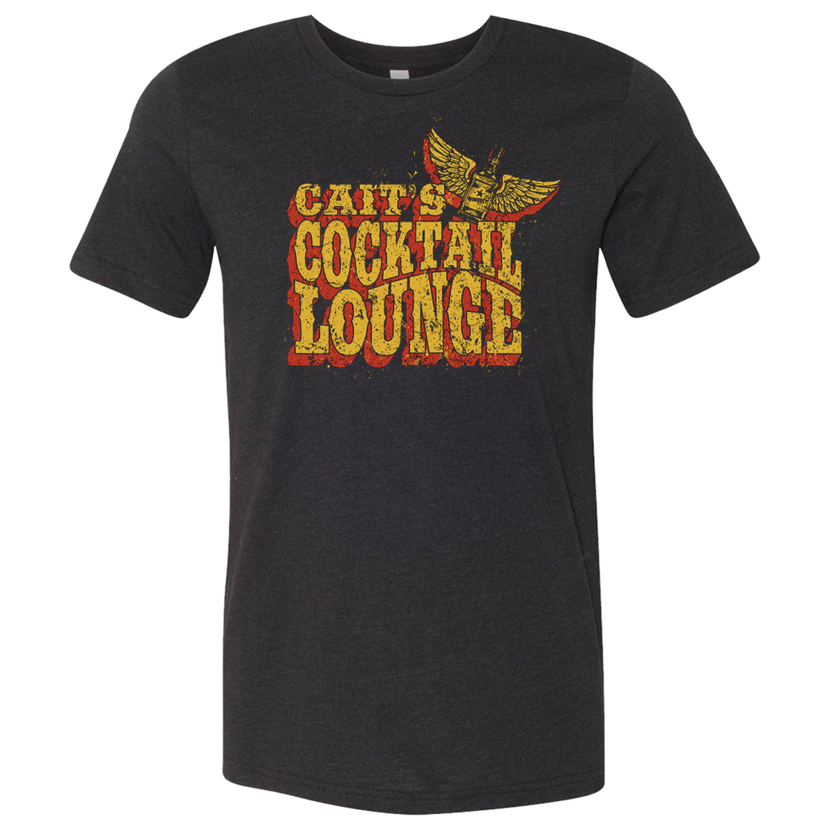 Cait's Cocktail Lounge Tee