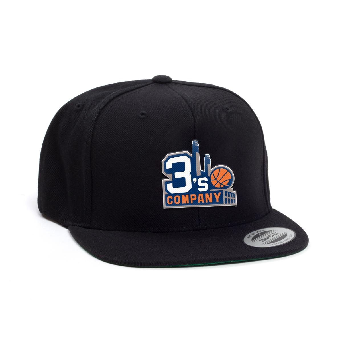 BIG3 3'S COMPANY FLEX HAT
