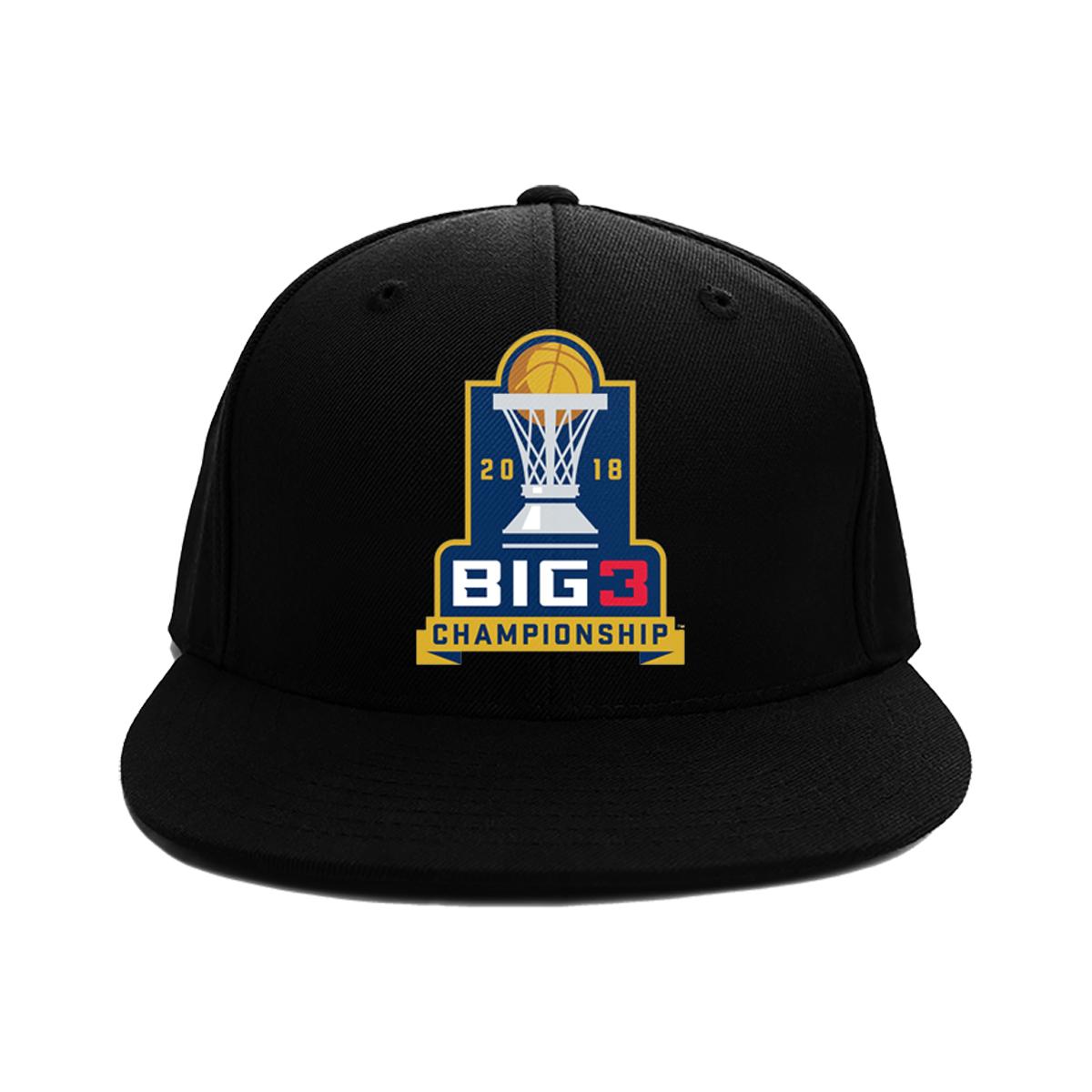 Big3 2018 Championship Hat