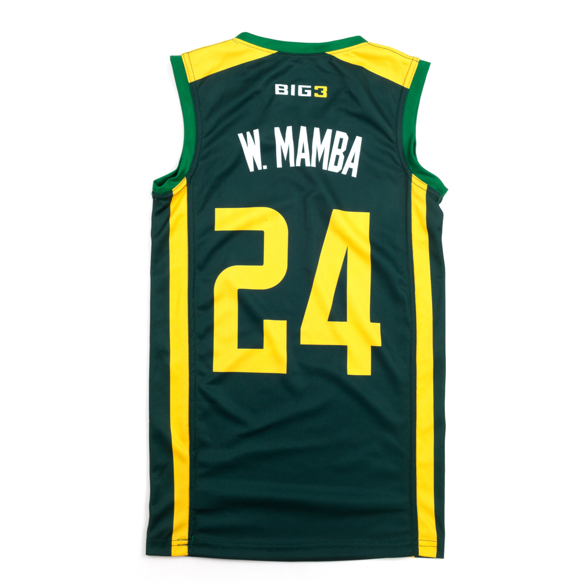W. Mamba Jersey