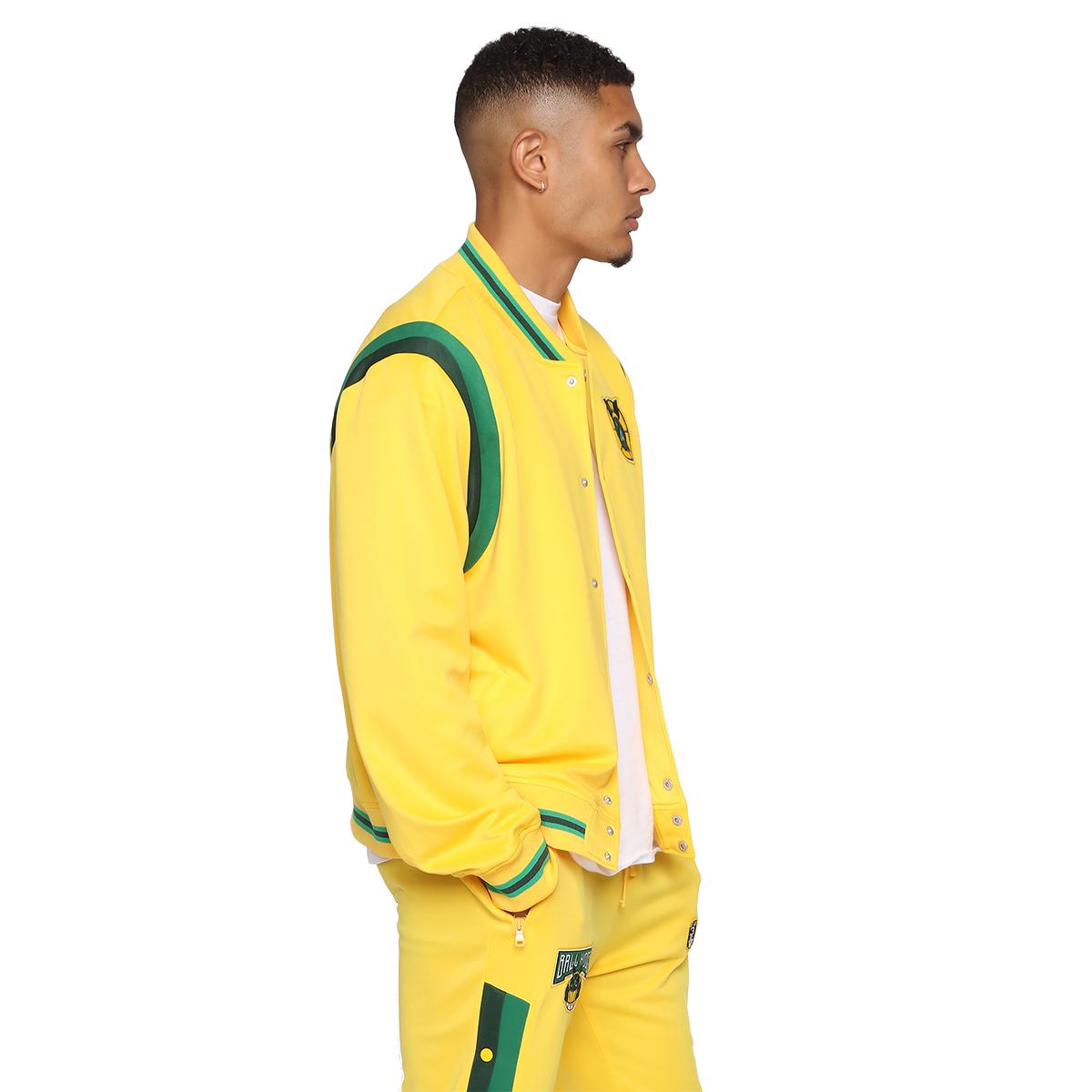 Team Ball Hogs Jacket - Yellow