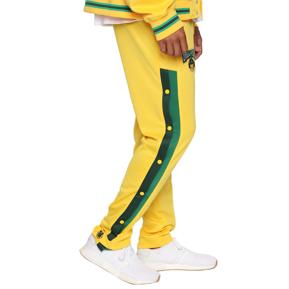 Team Ball Hogs Joggers - Yellow/Combo