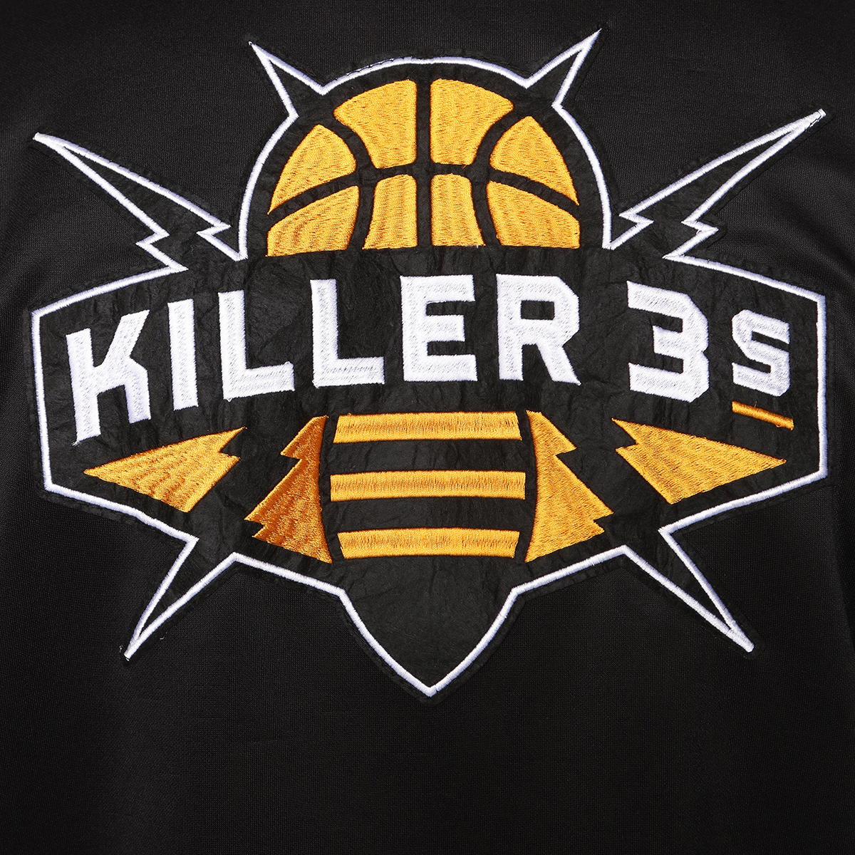 Team Killer 3'S Jacket - Black