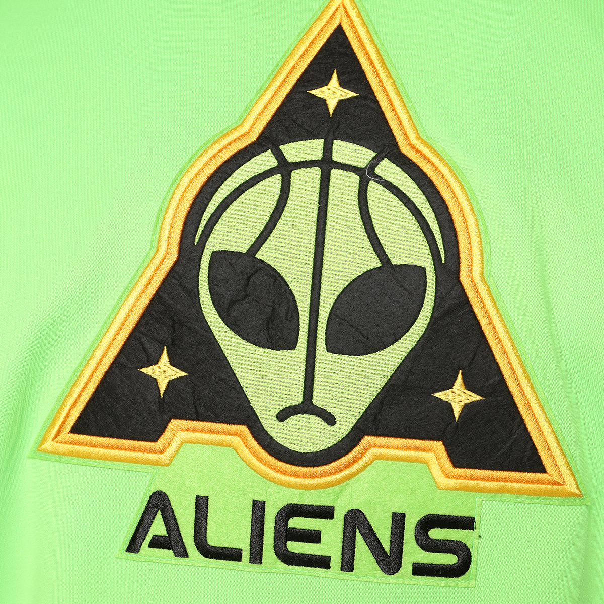 Team Aliens Jacket - Green