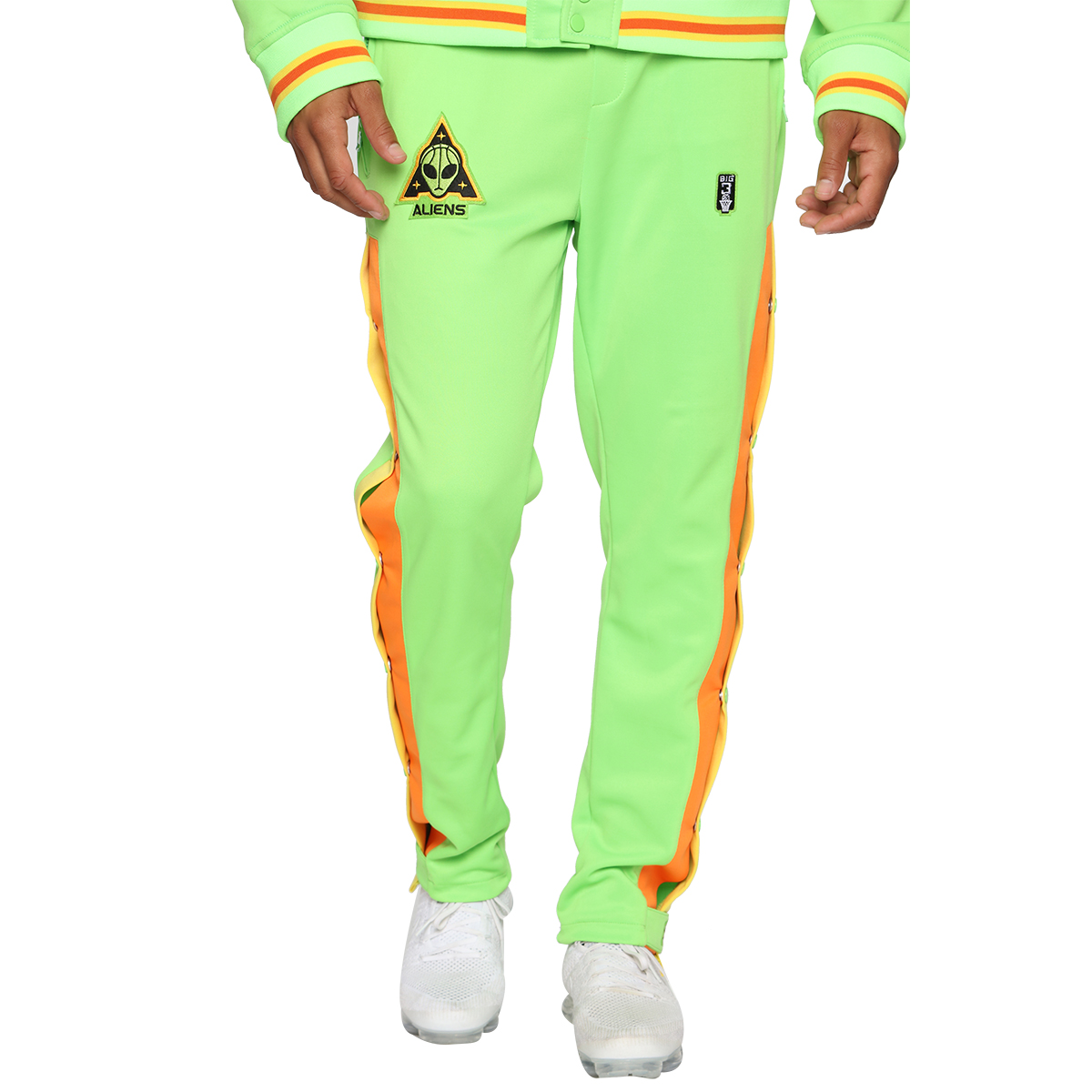 Team Aliens Joggers - Green/Combo