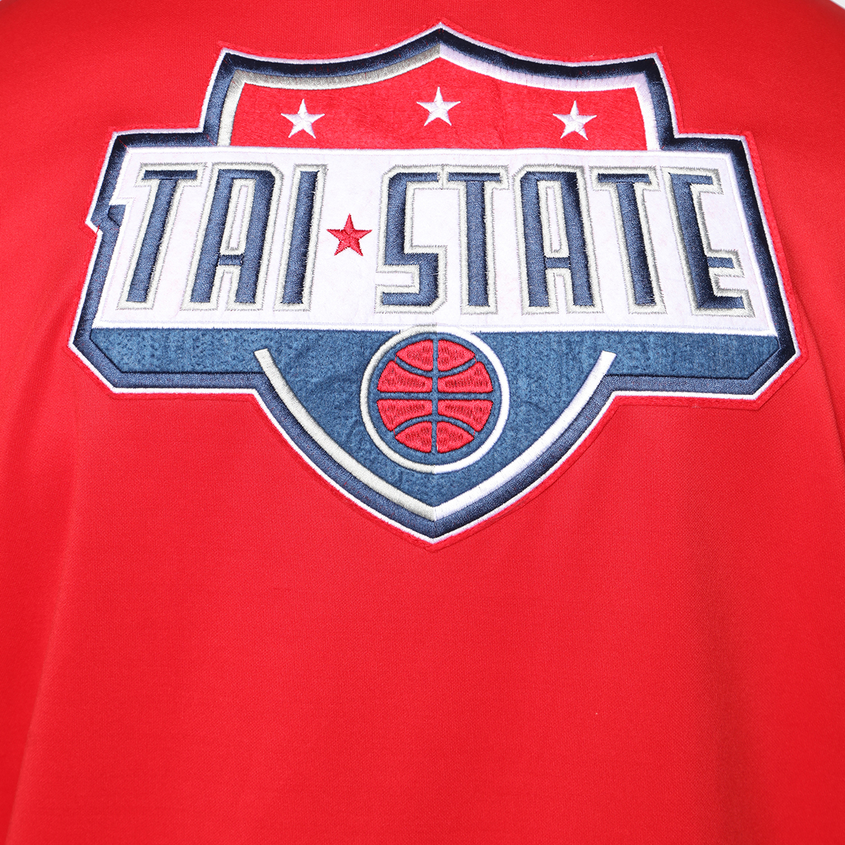Team Tri State Jacket - Red