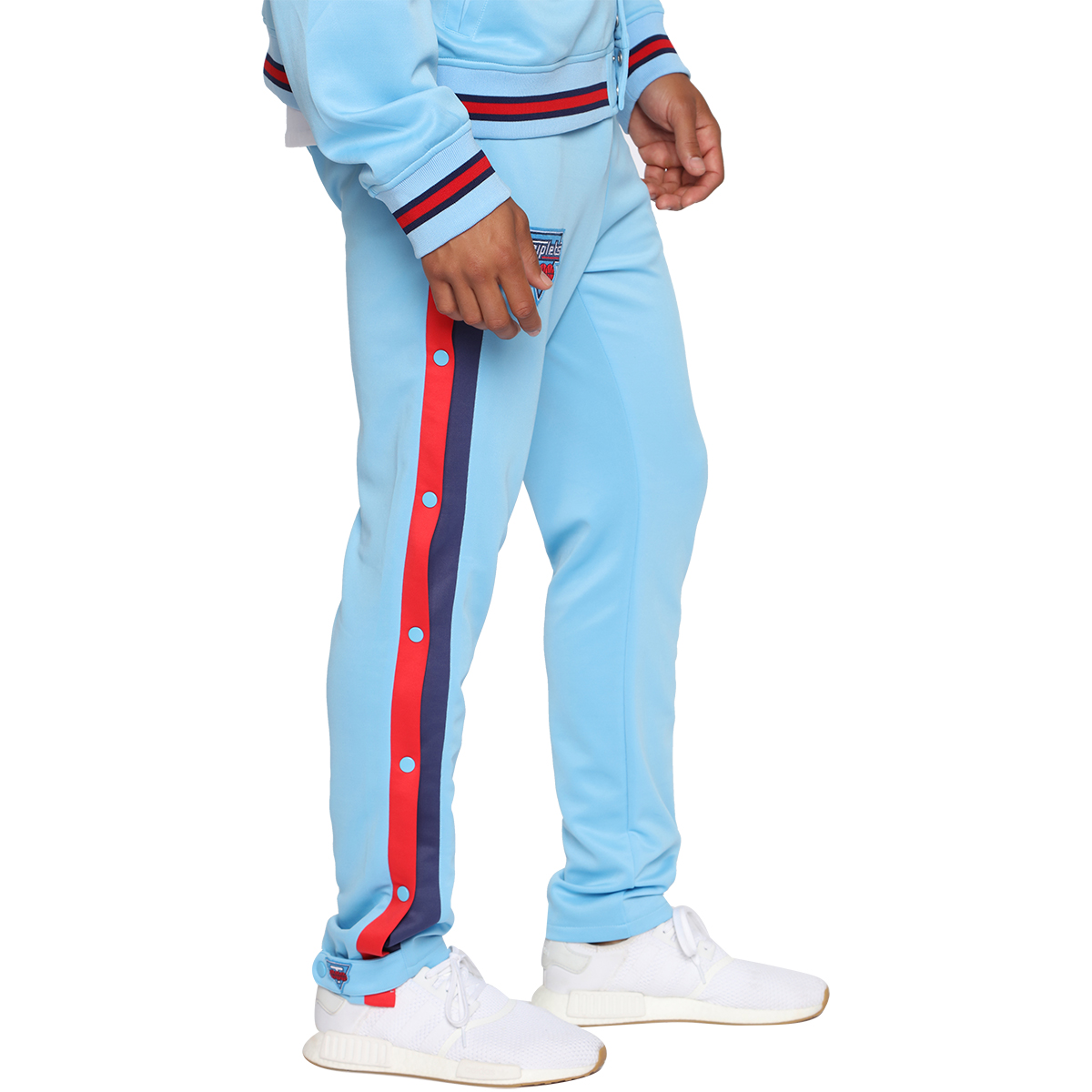 Team Triplets Joggers - Blue
