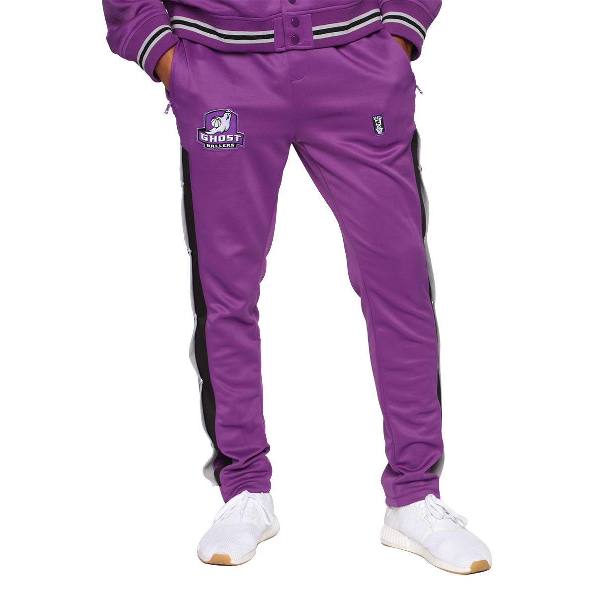 Team Ghost Ballers Joggers - Purple
