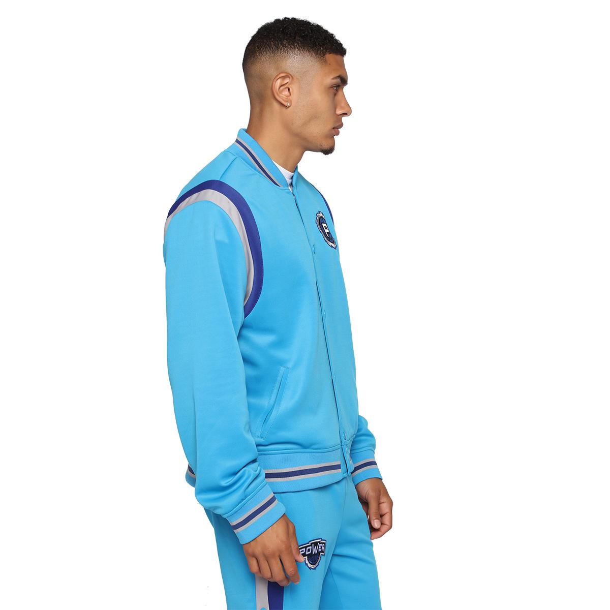 Team Power Jacket - Blue