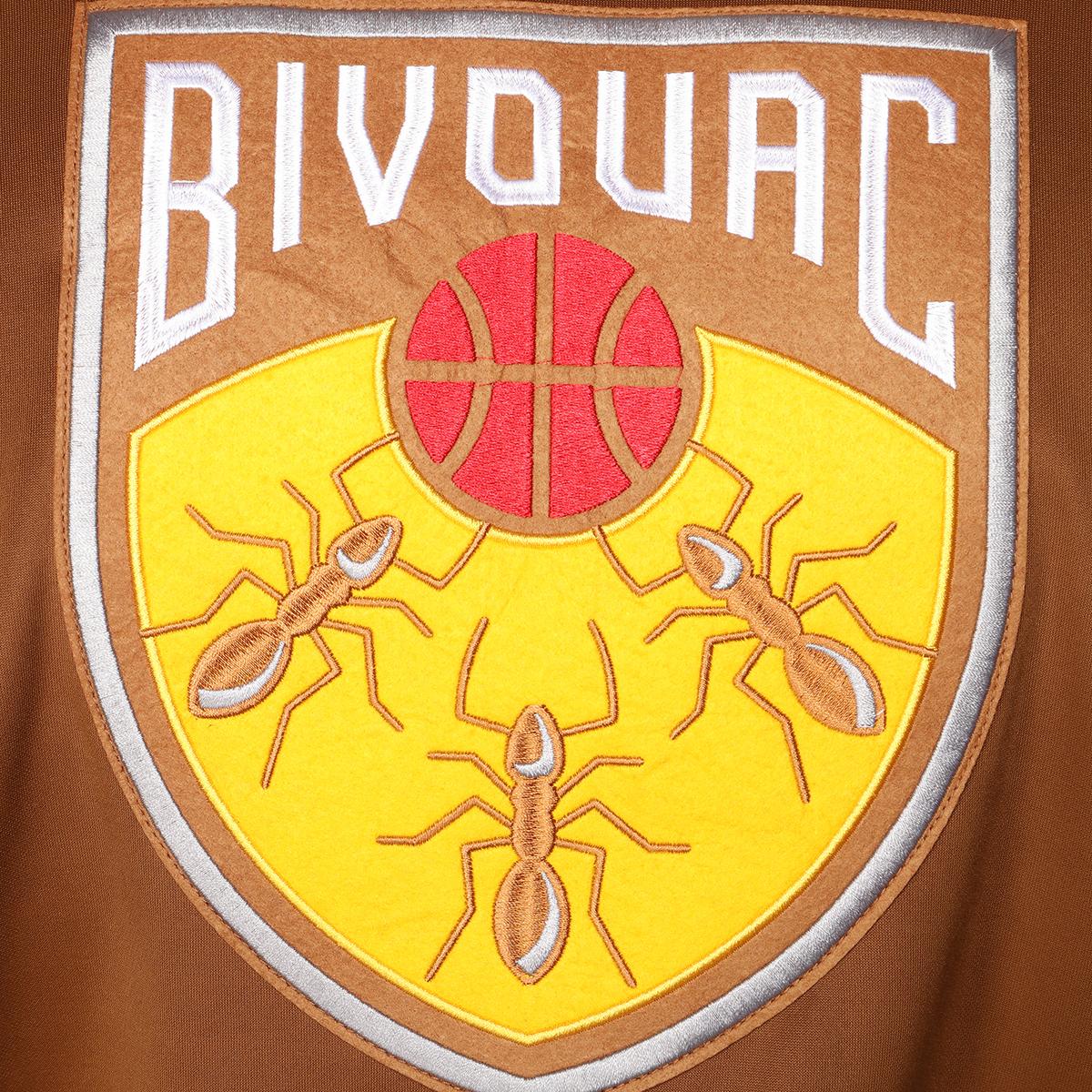 Team Bivouac Jacket - Brown